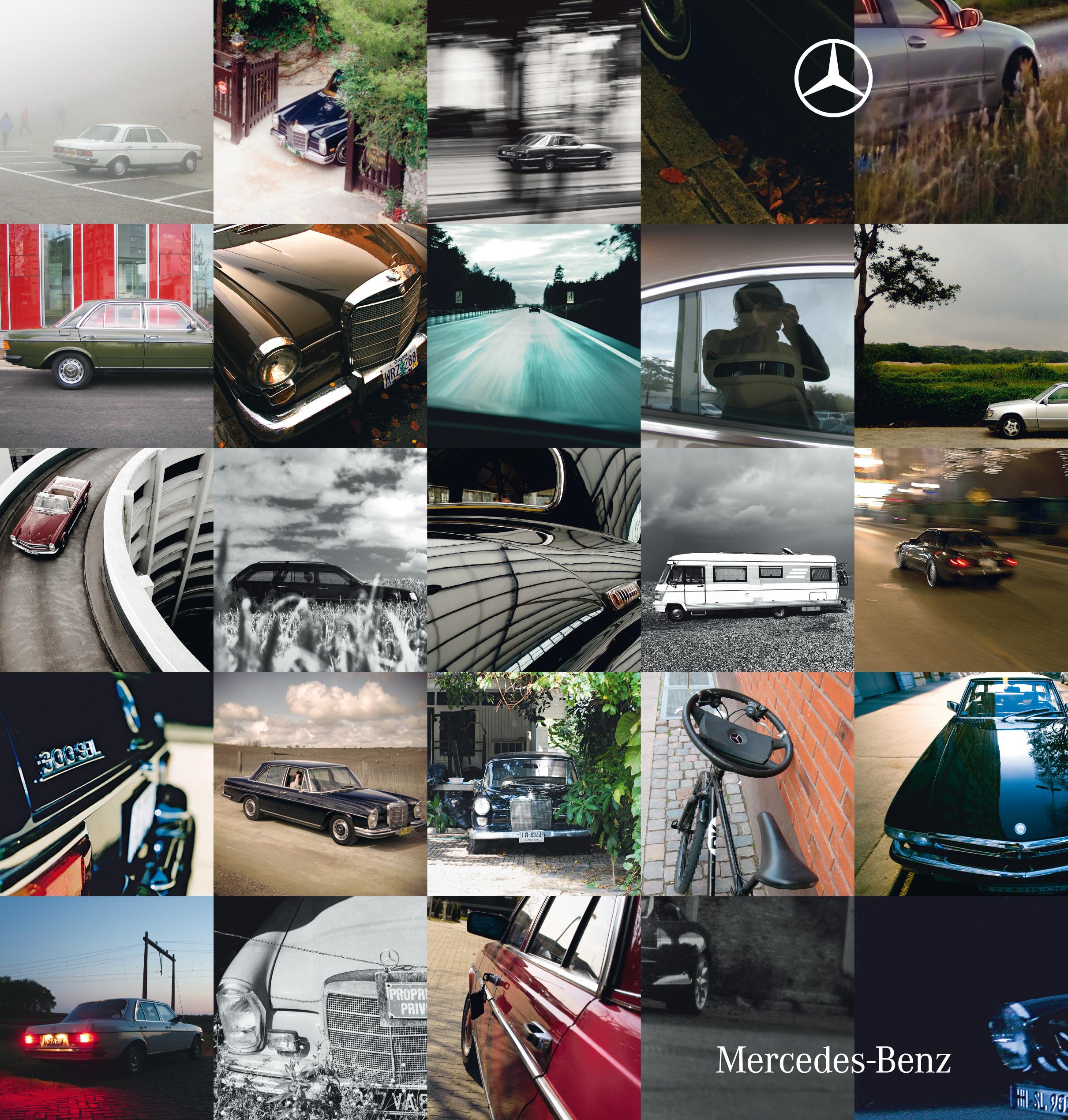"""Das Mercedes-Benz """"Flickr Buch"""""""
